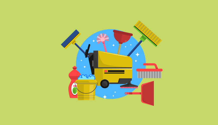 Serviço de limpeza pós obra em Lisboa