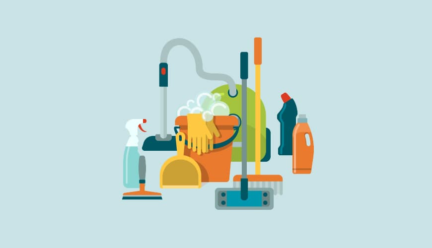formação em aplicação de produtos de limpeza em Lisboa